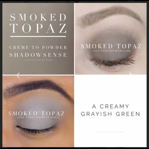 Smoked Topaz ShadowSense Creme to Powder Eyeshadow